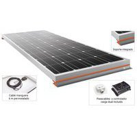 Kit photovoltaïque camping-car 100 watts 12 volts