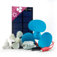 Kit Microsolaire ventilateur