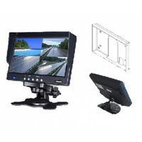 Moniteur de recul Quad 12/24 volts