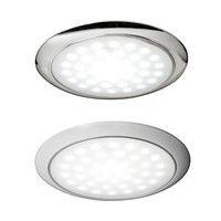 Plafonnier LED ultraplat 12/24 V 3 Watts