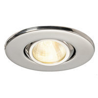 Spot 12/24 volts poli miroir LED HD