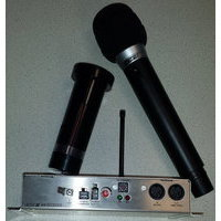 Microphone HF rechargeable Actia